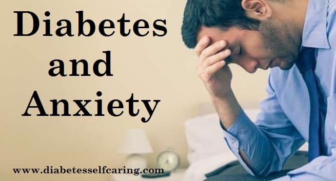 Diabetes and Anxiety