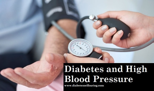 Diabetes and High Blood Pressure