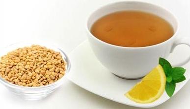 Herbal Fenugreek Tea