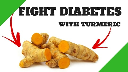 Turmeric Can Control or Manage Diabetes
