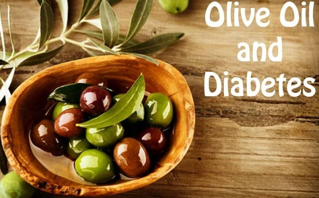 Diabetes and Olive Oil