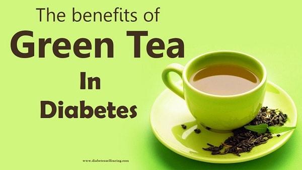 Green Tea Diabetes Benefits
