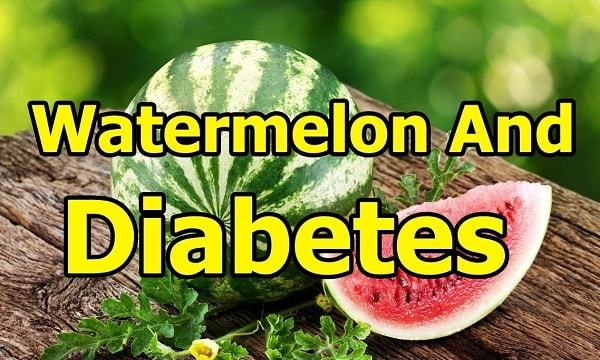 Is Watermelon Good For Diabetics Is It Ok To Eat