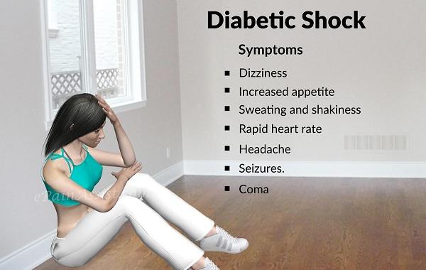 Diabetic Seizures In Adults Symptoms