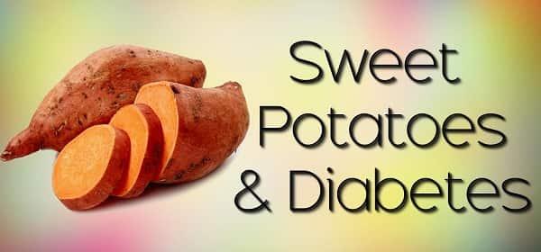 Sweet Potato Good for Diabetes?