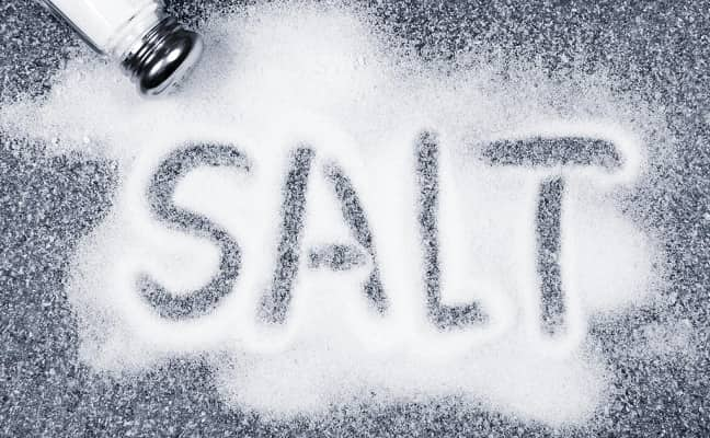 Effect of Salt Intake on a Diabetic