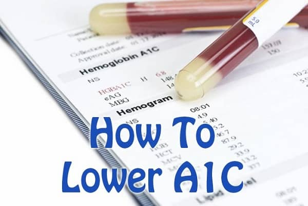 home remedies to lower your a1c