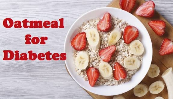 Oatmeal for diabetes