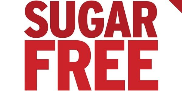 Sugar-Free Foods